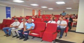 Tekirdağda Afaddan Koordinasyon Ve İşbirliği Toplantısı