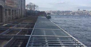 ŞEMSİ PAŞA CAMİİ'NİN 'YALI' ÖZELLİĞİ KORUNACAK