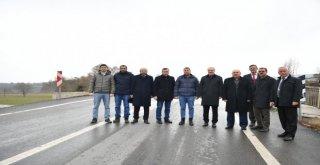 Başkan Zekai Kafaoğlu İvrindi İlçesinde  Köprü Çalışmasını İnceledi.