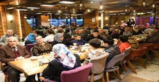 Şehit Ve Gazi Aileleri İftarda Buluştu