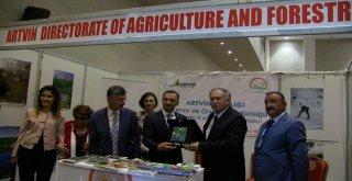 """""""Uluslararası Batum 8. Uluslararası Tarım Ürünleri Ve Teknolojileri Fuarı"""""""
