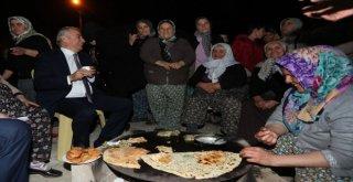 Başkan Osman Zolan: Millete Hizmet Etmek İçin Varız