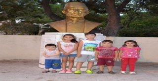 Kırkağaçlı Çocuklar Tarihine Sahip Çıktı