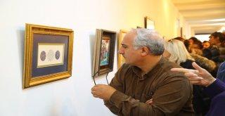 Sdüde Sanatçı Öğretim Elemanları Sergisi