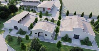 Can dostlarına modern rehabilitasyon merkezi