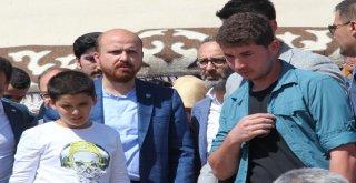 Bilal Erdoğan, Türk Oyunları Festivalinin Kapanış Programına Katıldı