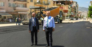 Büyükşehir Sarayköy'de yatırıma devam ediyor