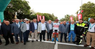 Cumhurbaşkanlığı Bisiklet Turunda 5. Etap Heyecanlı Başladı