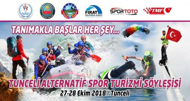 Türkiye Su Jeti Ve Flyboard Şampiyonasının Finalleri Tuncelide