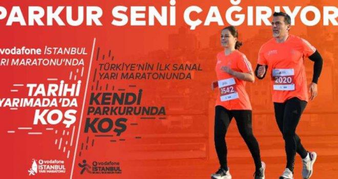 TÜRKİYE'NİN EN KAPSAMLI SANAL KOŞUSU START ALIYOR