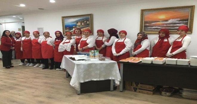 Ispartada 'Dezavantajlı Gruplara Yaklaşım Ve Kadına Uzanan İstihdam Eli Projesi
