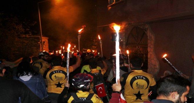 Safranbolulular Fener Alayıyla Cumhuriyet Bayramını Kutladı