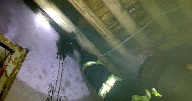 Elektrik Tesisatı Yangına Neden Oldu