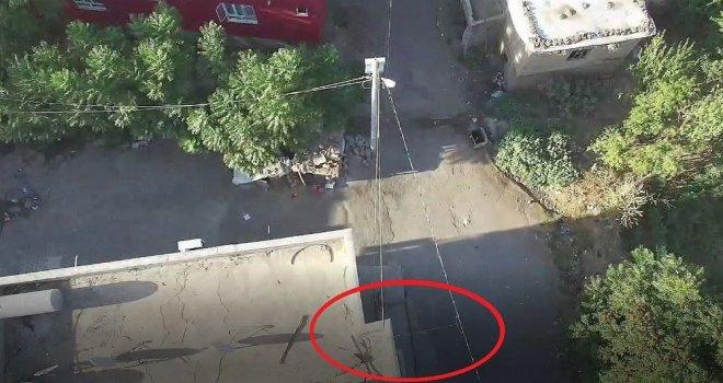 Dicle Elektrikten Droneli Kaçak Denetimi