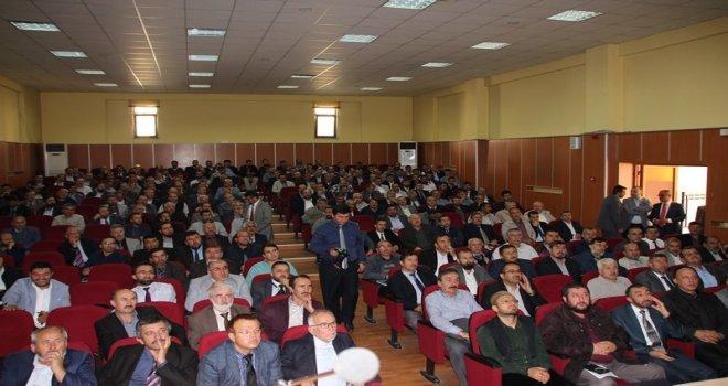 Boluda, Din Görevlilerine Terör Konferansı Verildi