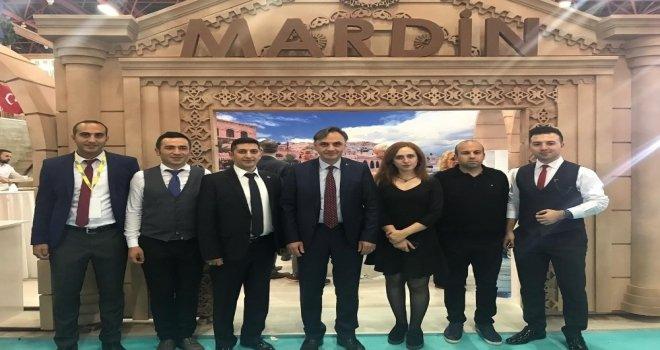 Dika, 4 Şehirle Antalyada Boy Gösterdi
