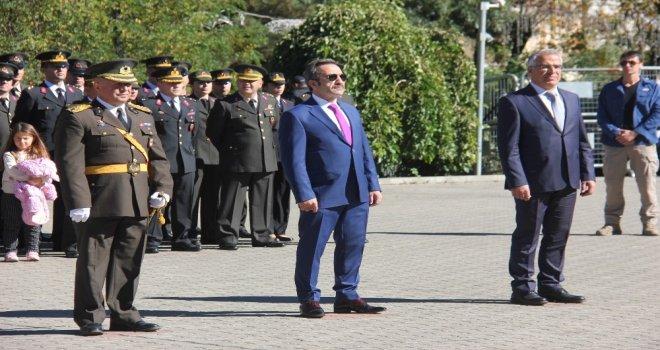 Bingölde 29 Ekim Cumhuriyet Bayramı Kutlamaları