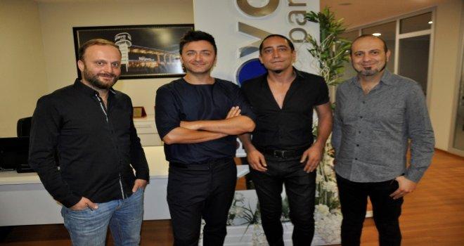 Ünlü Rock Grubu Zakkum Diyarbakırda Konser Verdi