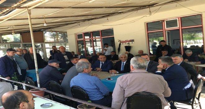 Trakya Kalkınma Ajansı Yönetimi Kırklarelinde Toplandı