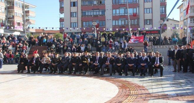Cumhuriyet Bayramı Safranboluda Coşkuyla Kutlandı