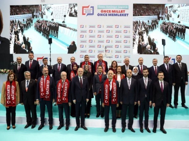 Cumhurbaşkanı Erdoğandan Büyükşehirin Yatırımlarına Övgü