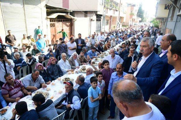 """Zeydan Karalar, """"Sevgi, Barış Ve Kardeşlik Dilinin Hakim Olduğu Bir Türkiye İstiyoruz."""""""