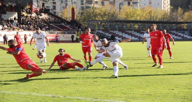 Tff 2. Lig: Kastamonuspor 1966: 2 - Keçiörengücüspor: 2