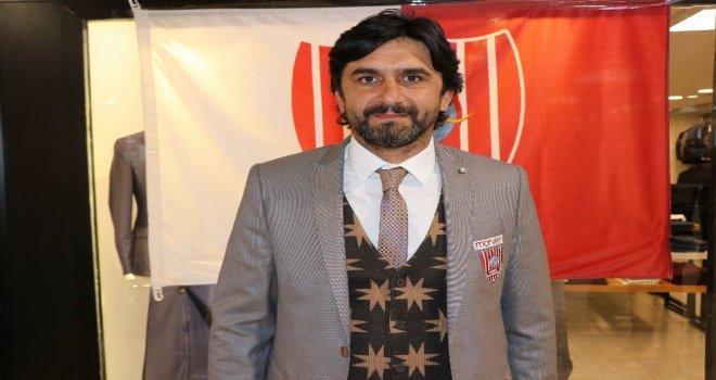 Nevşehir Belediyespor Teknik Driektörü Tiryaki, 'Sezonu Şampiyonlukla Taçlandıracağız