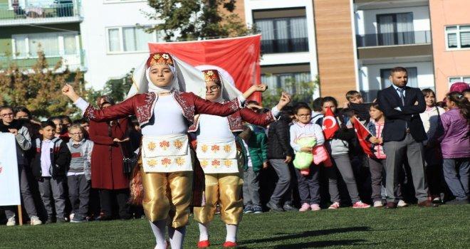 Osmanelide 29 Ekim Cumhuriyet Bayramı Töreni