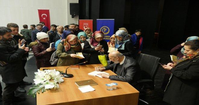 Dilipak Trabzonda Konuştu
