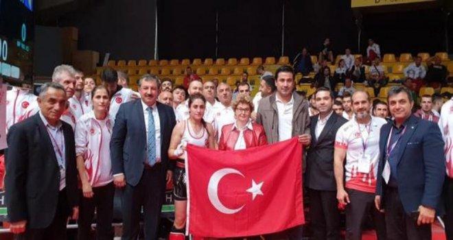 Beü Öğrencisi Avrupa Şampiyonu