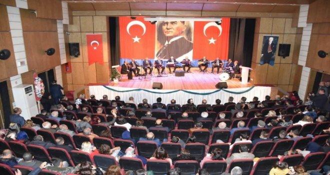 Kırıkkalede Aşık Veyselden Hacı Taşana Gönül Köprüsü Konseri