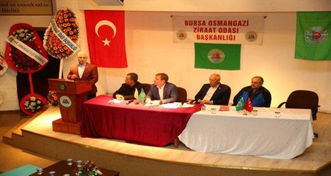 Bozbey : Hedefimiz Bursayı Tarımda Bölge Lideri Yapmak