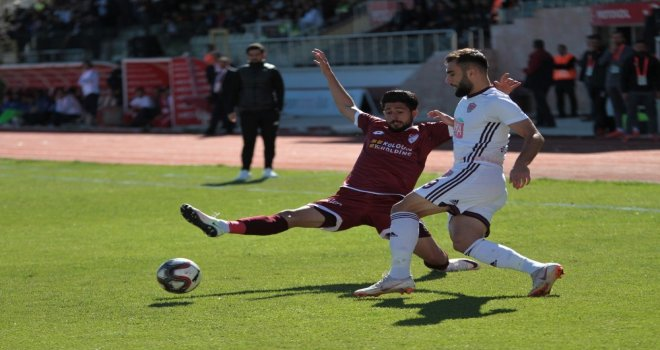 Spor Toto 1. Lig: Ty Elazığspor: 0 - Hatayspor: 1