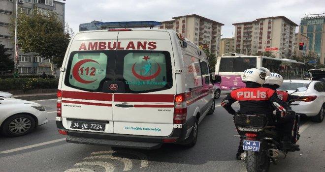 Beşiktaşta Bir Garip Kaza