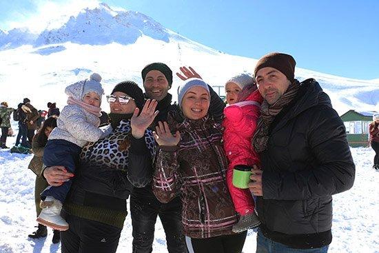 Büyükşehir Belediyesi Sömestirde 1500 Kişiyi Saklıkente Taşıdı