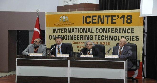 Selçukta Uluslararası Mühendislik Teknolojileri Konferansı
