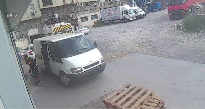 İstanbulda Organize Hırsızlık Çetesi Çorap Fabrikasını Soydu