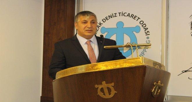 İzmir Balıkçı İşadamları Derneği Başkanından Su Ürünleri Kanunu Değişsin Talebi