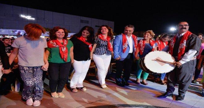 Muratpaşa Belediyesinin Yöreler Renkler Festivali  Başlıyor