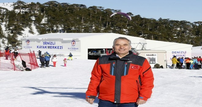 Kış Turizminin Yeni Gözdesi: Denizli Kayak Merkezi