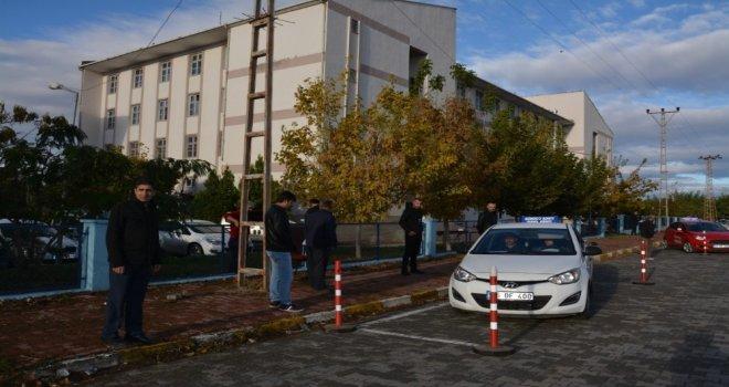 Iğdırda Mtsk Sınavı Yapıldı