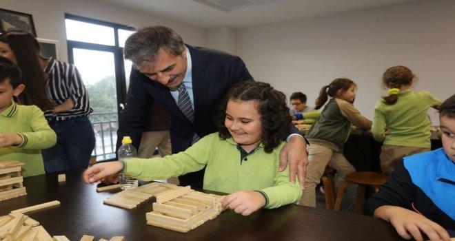 Başkan Alemdar: Gençlerimiz, En Değerli Hazinemiz