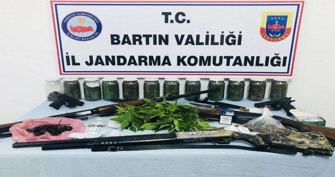 Bartında Uyuşturucu Operasyonu: 5 Tutuklama