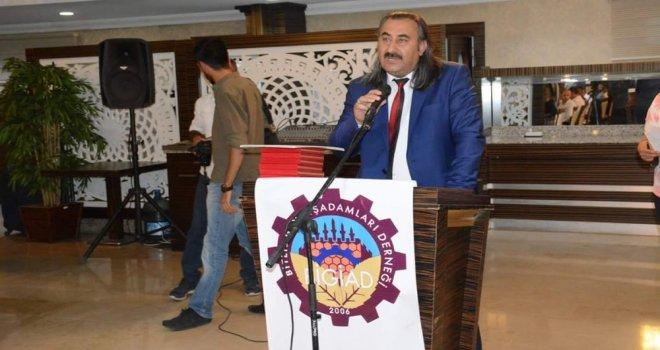 Bigiad Bitlis Şube Başkanı Şahinden Cumhuriyet Bayramı Mesajı