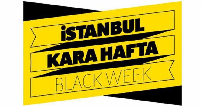 KARA HAFTA İSTANBUL FESTİVALİ 23-29 KASIM'DA