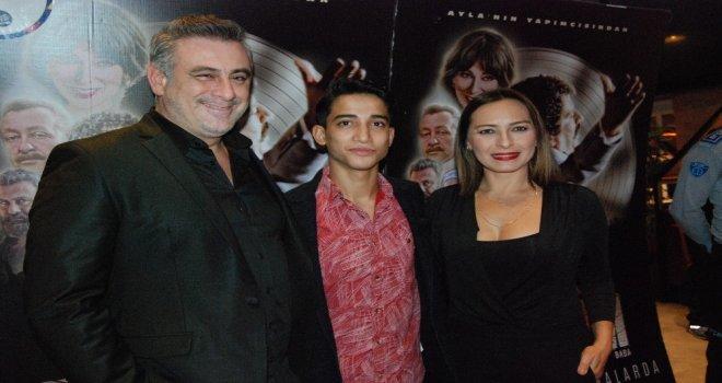 Şanlıurfada Müslüm Filmi Oyuncularına Yoğun İlgi