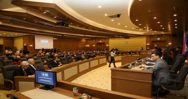 Bursada Ulaşım Anayasası Ocakta Yürürlükte