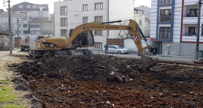 Osmangazide Çıkmaz Sokaklar Son Buluyor