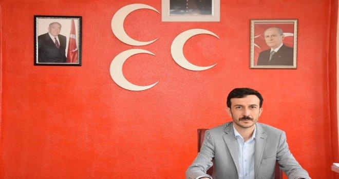 Mhp Dursunbey İlçe Başkanı Özkan: Bizi Yıkmak İstediler Başaramadılar